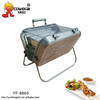 Stainless Steel Quality Charcoal Table BBQ Grill