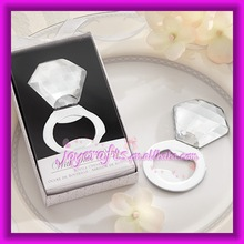 Wedding Favors With this Ring Diamond Beer Bottle Opener