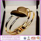 2015 Hot Sale Jewelry Trends In America Market Fashion Chunky Heart bracelets