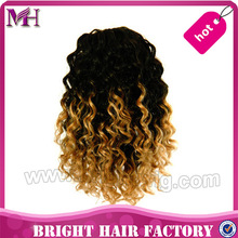 Supply all kinds of hair product synthetic fiber wig synthetic hair braid yaki pony