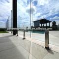 Recién vidrio templado/claro/polarizado vidrio templado de seguridad