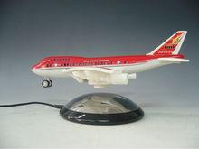 nouveau design de suspension magnétique acrylique modèle jet avion moteurs vente