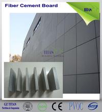 Fireproof Fiber Cement Board 100% Asbestos Free