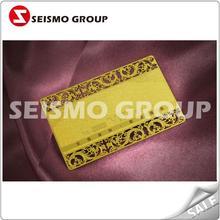 brand logo metal tag/metal card metal vip card factory wholesale