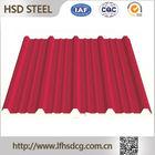Professional Steel Designs curve corrugated sheet steel