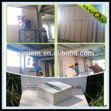 light weight sound insulation slat wall panel