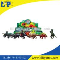 Hard PVC plastic assorted dinosaur toys animal figure toys