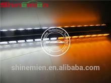 47'' Emergency Vehicle Strobe Lights Double Sided Strobe led traffic advisor Light bar