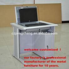 teaching table/classroom lectern/multimedia podium