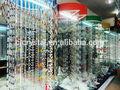 venta al por mayor de la decoración de cristal de la artesanía de la cortina