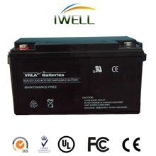 IWELL NPC Series 12v 4.5ah Maintenance Free Battery
