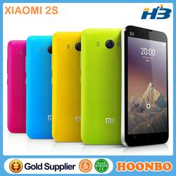 New Xiaomi Mi2/ Mi2S Celular 3G Phone 32Gb Dual Cameras Ips 1280*720Px Quad Core Android 4.1 Wifi/Bluetooth/Gps
