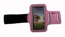 Neoprene mobile phone arm holder phone sleeve waterproof