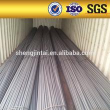 high yield steel deformed bar of concrete armature steel 6-25mm