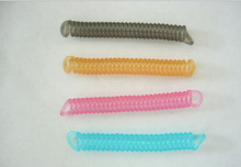 Custom PVC SPRING lanyard,high quality ,and reasonable priceall kinds of colors