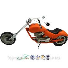 Resin racing motorcycle model