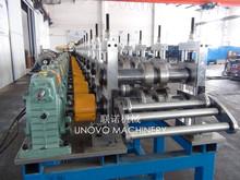 perforating u shape guide rail roller former /Export to Brazil/