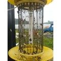 15w de alimentación de ca de plagas matando a la lámpara asesino del insecto atraer a la lámpara para la granja/huerto/patio