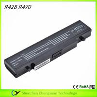 6 Cells 4400mAh laptop battery for samsung aa-pb9nc6b
