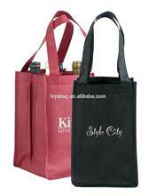new style liquor bottles bags