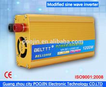 1200W DC/AC modified sine wave power inverter dc 12v ac 220v circuit diagram with USB port