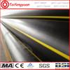underground plastic gas pipe/HDPE gas supply Pipe-PE100/pe gas pipe