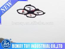 Grande taille rc quadcopter drone modèle avec camérale