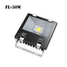 2014 new ultra thin Waterproof IP65 Bridgelux ,CE RoHS light waterproof IP65 Meanwell driver 50w led flood light