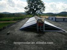 solar water heater system 500L