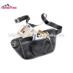 Anti-theft waist bag/bag with waist strap/waist money belt bag