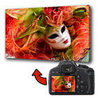 $4.0 size 90x60cm Wholesale Custom Picture painting on Canvas (Waterproof)