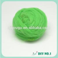 Raw lamb wool for handicraft home arts