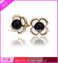 Wholesale alibaba pearl jewelry earring made in korea FPE576
