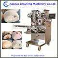 Zf modelo novo multifunções plc automática mochi sorvete encrusting máquina preço( skype: peggyzf1)