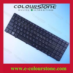 High quality laptop keyboard for CASPER H36 H36Y H36YB H36X P6625 Md97409 Md97442 MP-08G63SU-5287 Md97443