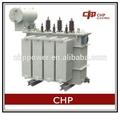 china tipo de aceite de auto eléctrico de cobre transformador de 50 kva 35kv