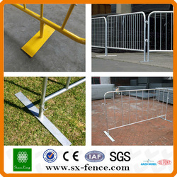 Hot dipped Galvanized Road Safety Barrier