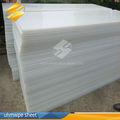 Chine en plastique d'ingénierie industrie feuille de UHMWPE / HDPE polyéthylène haute densité plastique / 4 x 8 en plastique feuilles de pehd