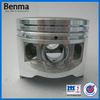 top quality bajaj motorcycle spare parts GS125 motorcycle piston with high quality
