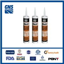 high modulus durable aquarium silicone adhesive sealant