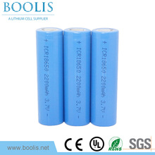 gb/t battery for Emergency light/Lamp high quality long duration 18650 ICR 18287-2000 battery