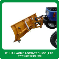 High efficient snow grader/snow plow/snow plough