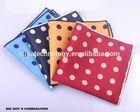 big polka dots' polyester pocket square for men
