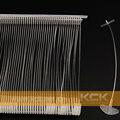 hecho en china pins etiqueta kck flechas de plástico fino