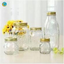 Honey pot/jam jar/glass container/pickles bottles