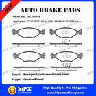 High quality ZBC698151B Car brake pads for INNOCENTI ELBA FIAT FIORINO UNO DUNA