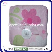 soft baby 100% fleece blankets wholesale