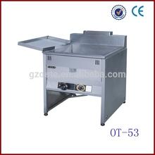 Commerical kitchen food truck propane gas deep fryers OT- 53