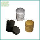 wholesale round tablet shisha charcoal briquette