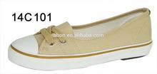 Vulcanized design women small size shoe
